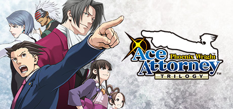 Phoenix Wright: Ace Attorney Trilogy Cover Image