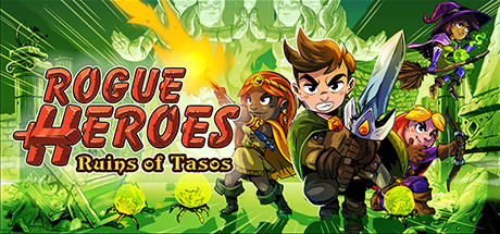 Rogue Heroes: Ruins of Tasos Free Download