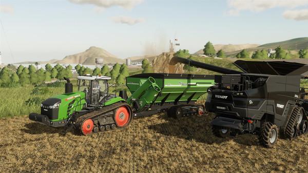 Скриншот №4 к Farming Simulator 19