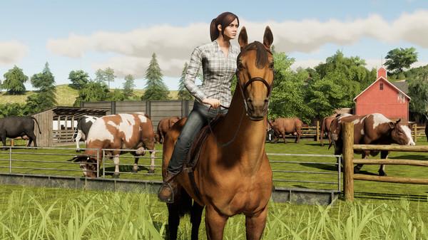 Farming Simulator 19 скриншот