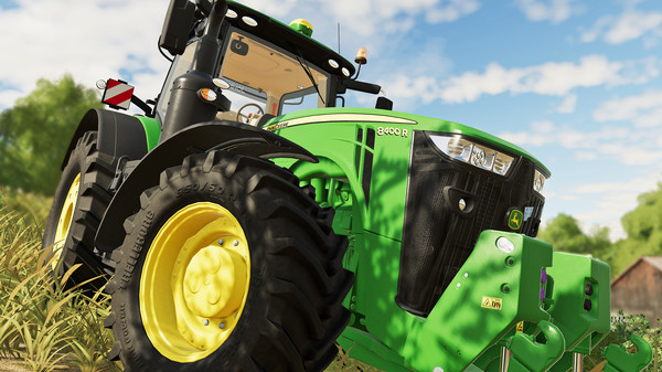 Скриншот №5 к Farming Simulator 19