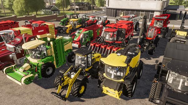 Скриншот №2 к Farming Simulator 19