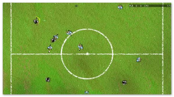 7 Soccer: a sci-fi soccer tale screenshot