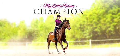 My Little Riding Champion Cover Image