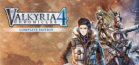 Valkyria Chronicles 4 Complete Edition Cover Image