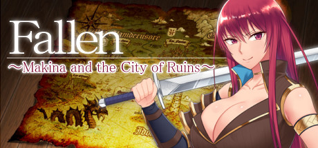Fallen ~Makina and the City of Ruins~ Cover Image