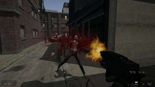 Containment Initiative: PC Standalone screenshot