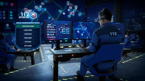 Скриншот №7 к 112 Operator