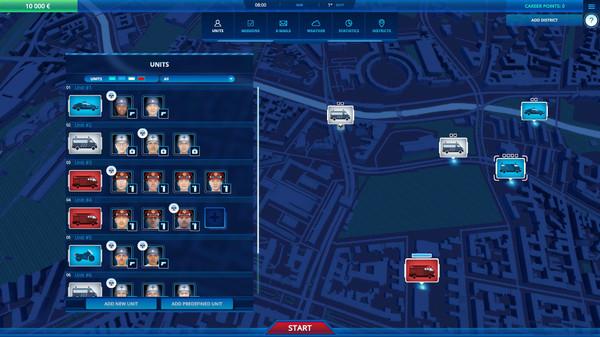 Скриншот №8 к 112 Operator