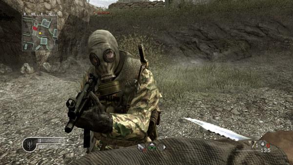 Скриншот №2 к Call of Duty® 4 Modern Warfare®