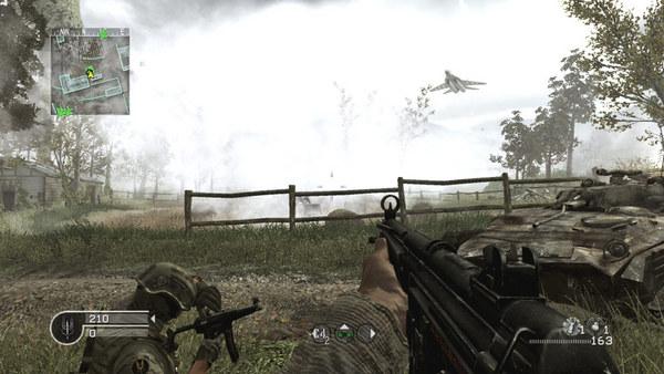 Скриншот №4 к Call of Duty® 4 Modern Warfare®