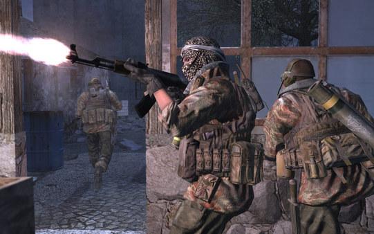 Скриншот №5 к Call of Duty® 4 Modern Warfare®