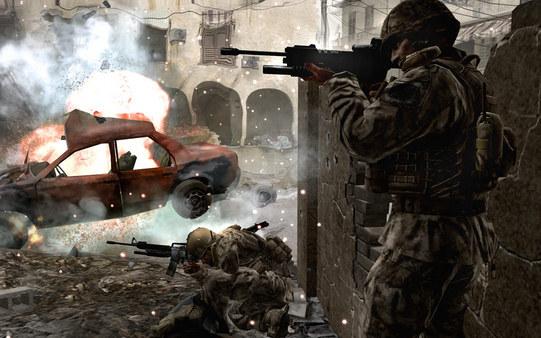 Скриншот №6 к Call of Duty® 4 Modern Warfare®