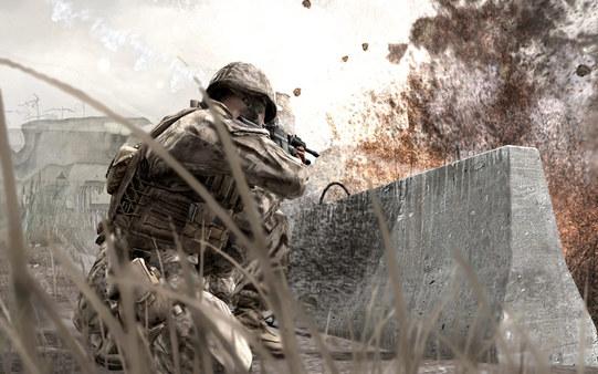 Скриншот №7 к Call of Duty® 4 Modern Warfare®