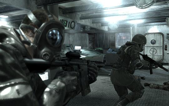 Скриншот №12 к Call of Duty® 4 Modern Warfare®