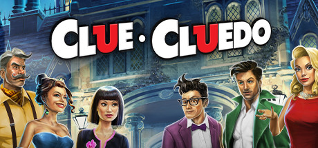 Clue/Cluedo: The Classic Mystery Game Cover Image