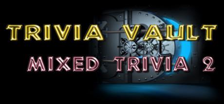 Trivia Vault: Mixed Trivia 2 Cover Image