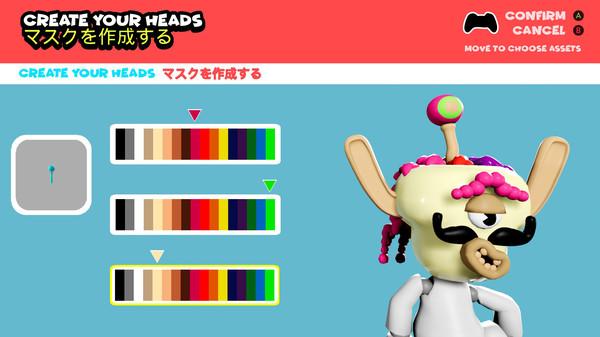 Headsnatchers скриншот