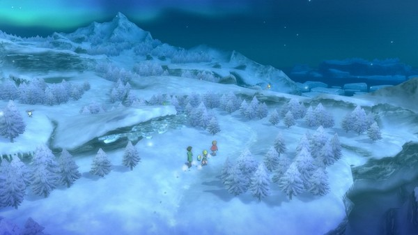 Ni no Kuni: Wrath of the White Witch Remastered скриншот