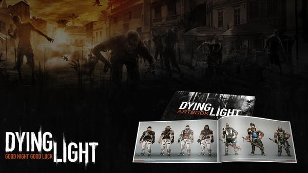 Скриншот №1 к Dying Light Collectors Artbook