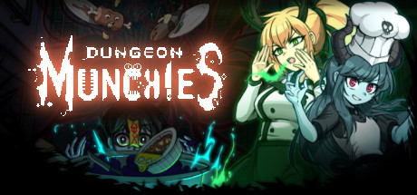 Dungeon Munchies Cover Image