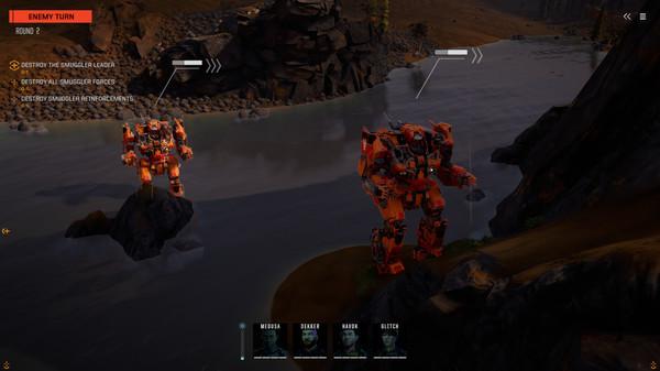 Скриншот №4 к BATTLETECH Shadow Hawk Pack