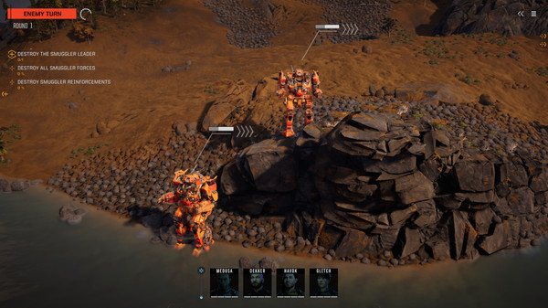 Скриншот №3 к BATTLETECH Shadow Hawk Pack