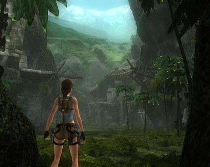 Tomb Raider: Anniversary скриншот