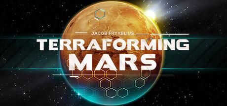 Terraforming Mars Cover Image