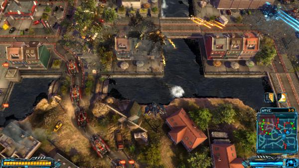 Скриншот №8 к X-Morph Defense - European Assault