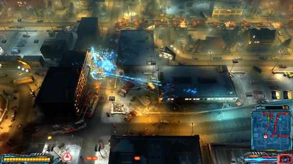 Скриншот №5 к X-Morph Defense - European Assault
