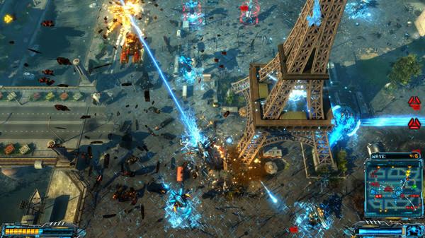 Скриншот №1 к X-Morph Defense - European Assault