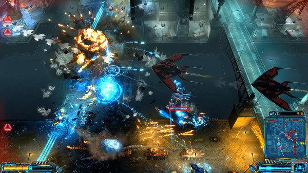 Скриншот №10 к X-Morph Defense - European Assault
