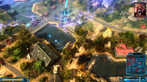 Скриншот №3 к X-Morph Defense - European Assault