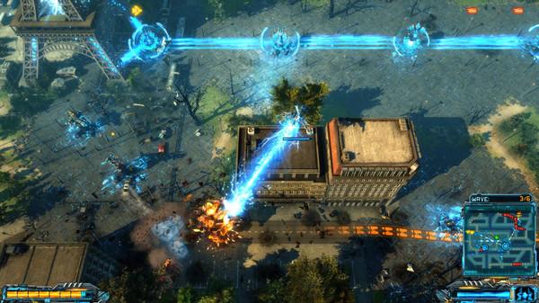 Скриншот №4 к X-Morph Defense - European Assault