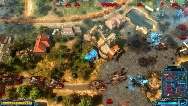 Скриншот №6 к X-Morph Defense - European Assault