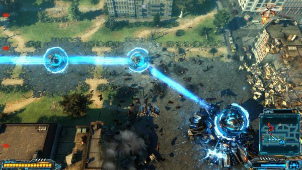 Скриншот №9 к X-Morph Defense - European Assault
