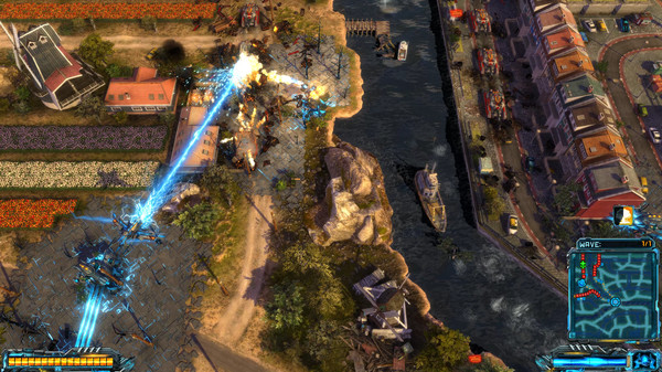 Скриншот №11 к X-Morph Defense - European Assault
