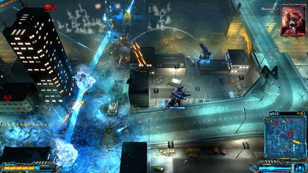 Скриншот №7 к X-Morph Defense - European Assault