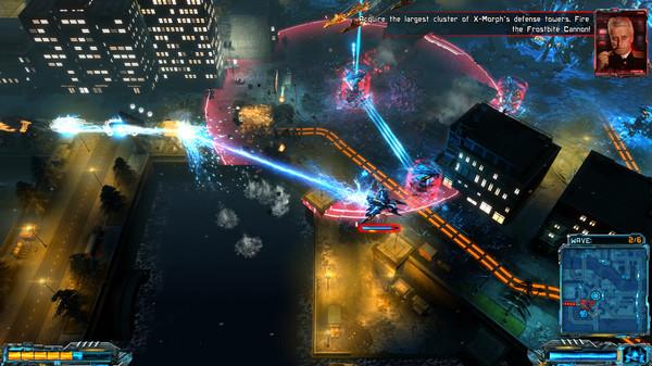 Скриншот №2 к X-Morph Defense - European Assault