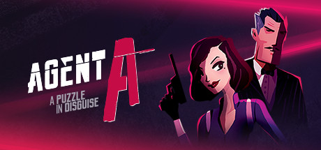 Agent A: A puzzle in disguise Cover Image