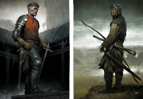 Kingdom Come: Deliverance - Art Book