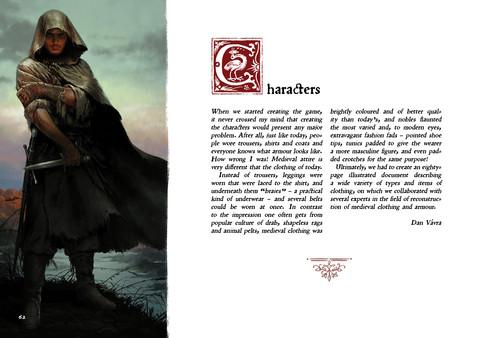 скриншот Kingdom Come: Deliverance - Art Book 1