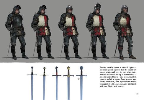 скриншот Kingdom Come: Deliverance - Art Book 2