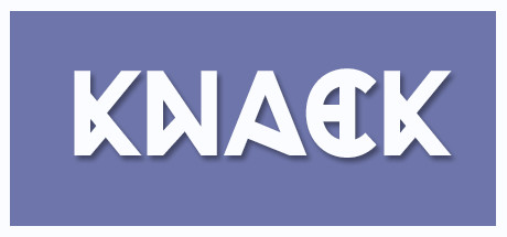 KNACK! Cover Image