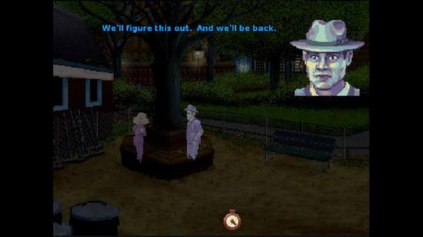 скриншот The Blackwell Legacy 0