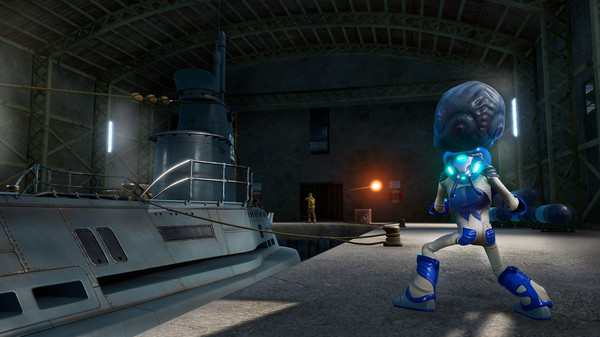 Скриншот №23 к Destroy All Humans!
