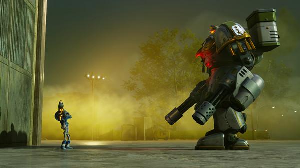 Скриншот №3 к Destroy All Humans!