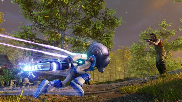 Скриншот №22 к Destroy All Humans!