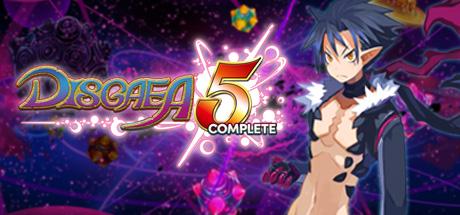 Disgaea 5 Complete Cover Image